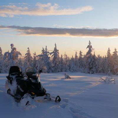 Séjour Laponie Suédoise