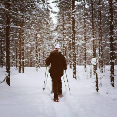 séjour en laponie suédoise