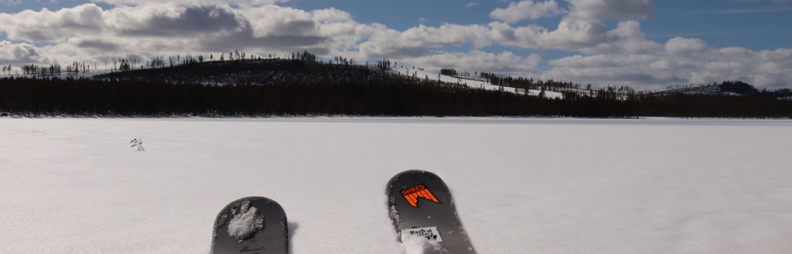 Séjour en ski raquette, immersion en pleine nature et liberté d'evasion en laponie suédoise