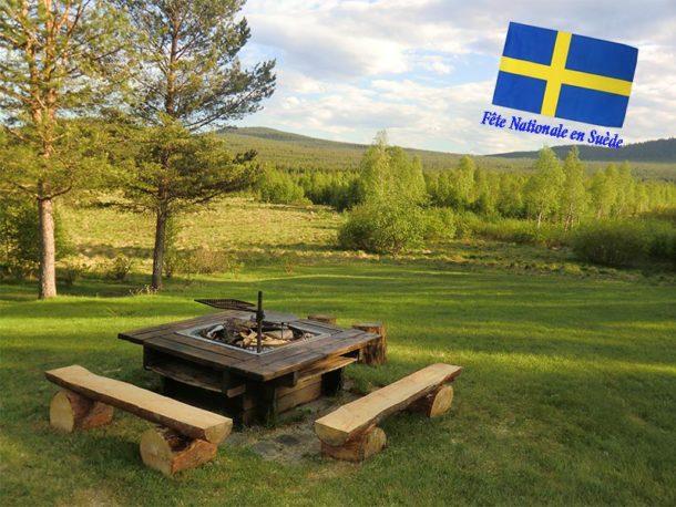 fÊte nationale suédoise célébrée le 6 juin